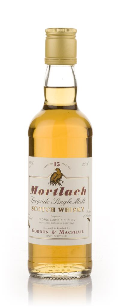 Mortlach 15 Year Old 35cl (Gordon & MacPhail) Single Malt Whisky