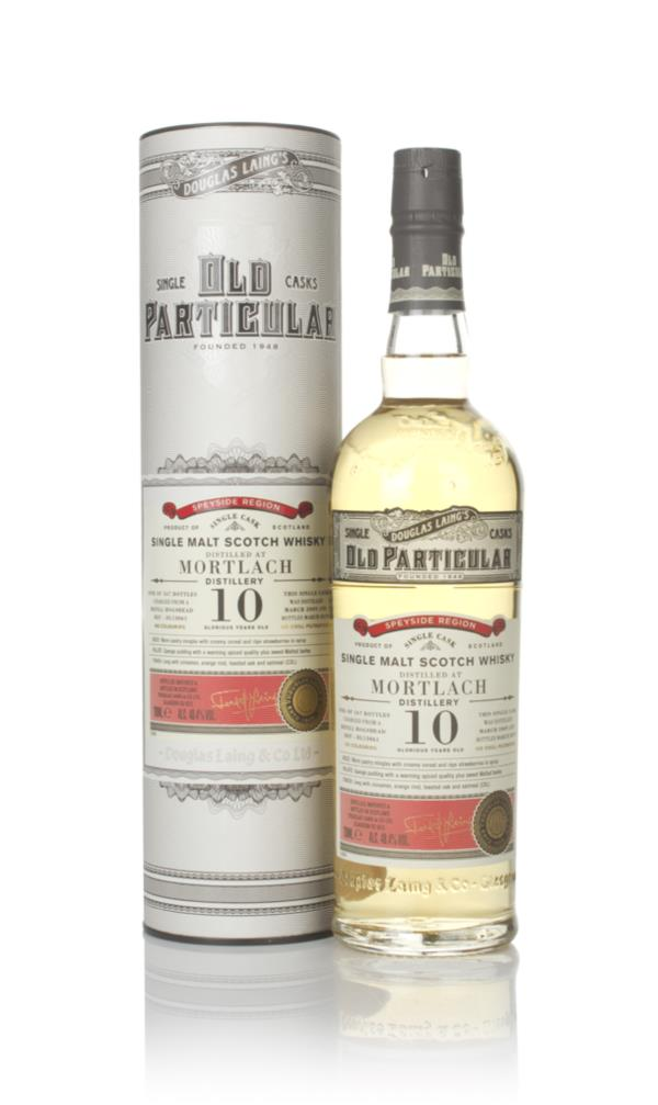Mortlach 10 Year Old 2009 (cask 13061) - Old Particular (Douglas Laing Single Malt Whisky