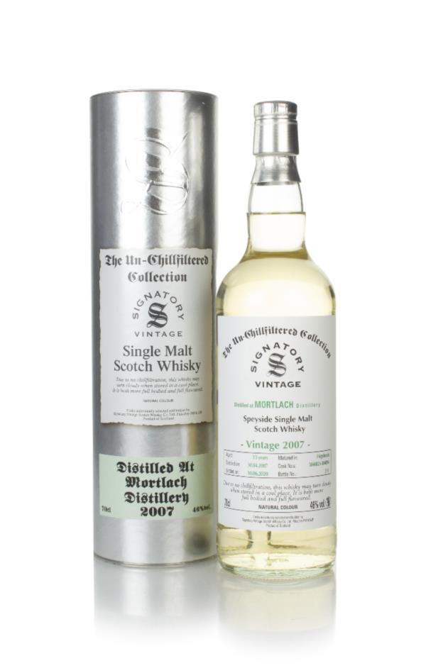 Mortlach 13 Year Old 2007 (casks 304882 & 304894) - Un-Chillfiltered C Single Malt Whisky