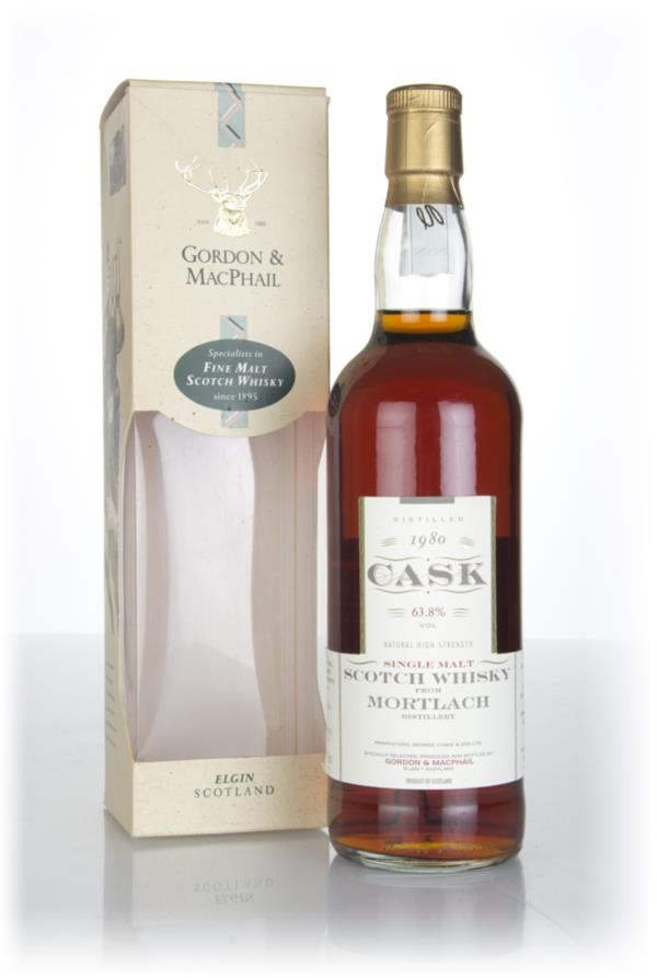 Mortlach 21 Year Old 1980 (cask 3646) - Cask Series (Gordon & MacPhail Single Malt Whisky