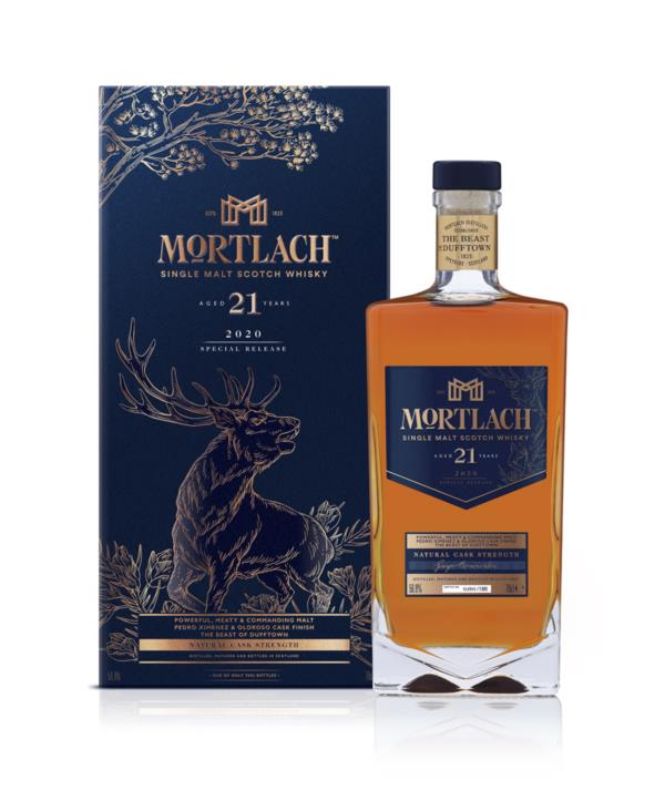 Mortlach 21 Year Old (Special Release 2020) Single Malt Whisky