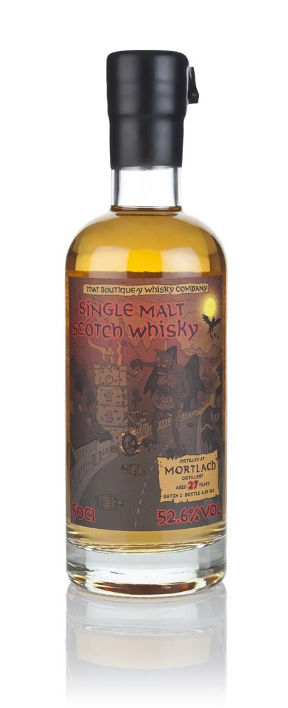 Mortlach 27 Year Old (That Boutique-y Whisky Company) Single Malt Whisky