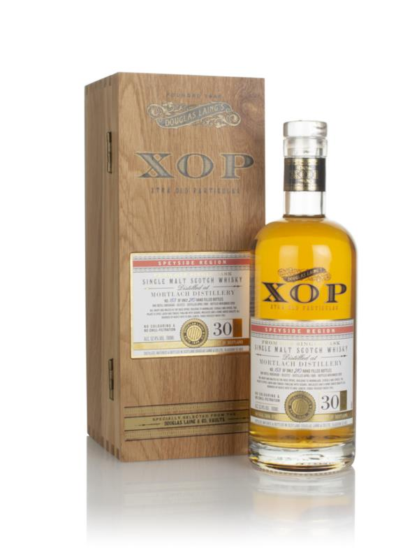 Mortlach 30 Year Old 1989 (cask 13722) - Xtra Old Particular (Douglas Single Malt Whisky