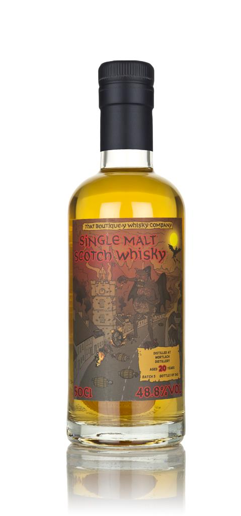 Mortlach 20 Year Old (That Boutique-y Whisky Company) Single Malt Whisky