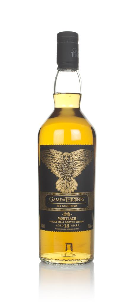Six Kingdoms & Mortlach 15 Year Old - Game of Thrones Single Malts Col Single Malt Whisky