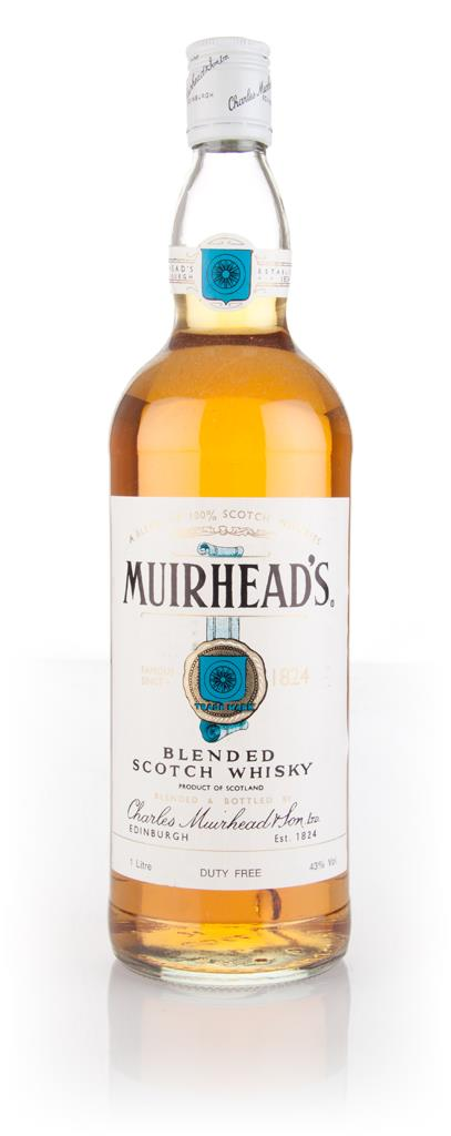 Muirheads Blended Whisky - 1970s Blended Whisky