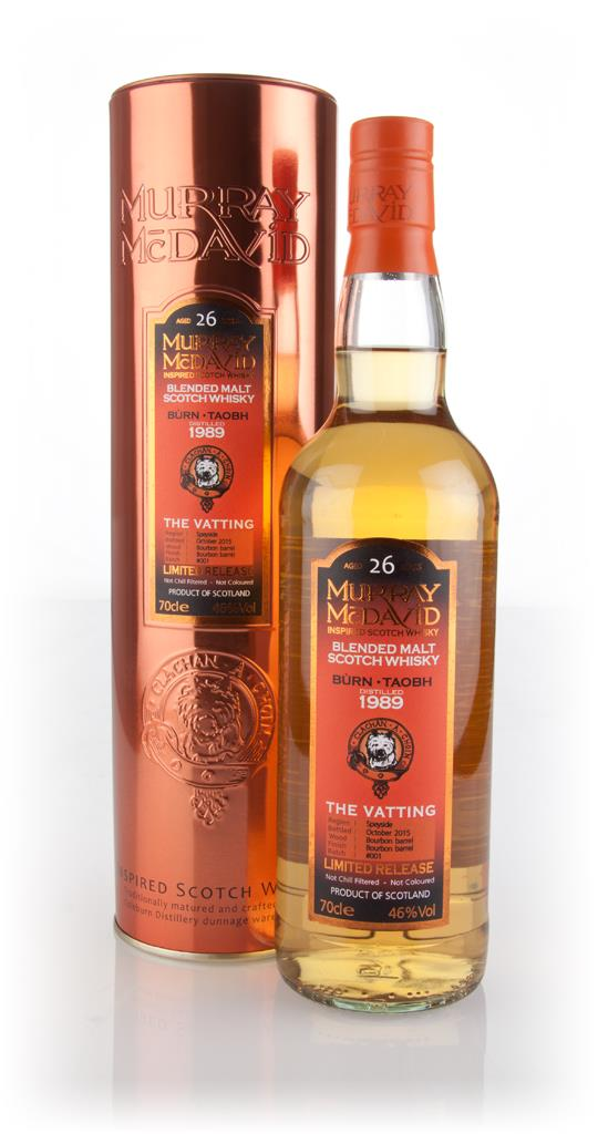 Burn Taobh 26 Year Old 1989 - The Vatting (Murray McDavid) Blended Whisky