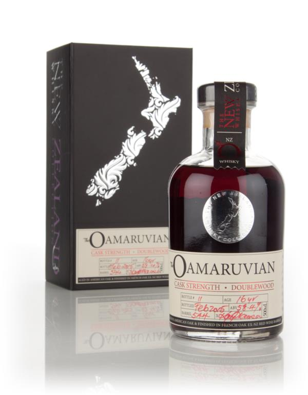 The Oamaruvian 16 Year Old DoubleWood 1999 (cask 544) (The New Zealand Single Malt Whisky