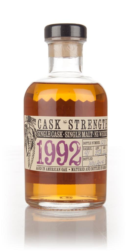 New Zealand 22 Year Old 1992 (cask 91) Single Malt Whisky