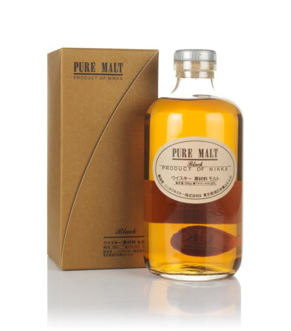 Nikka Pure Malt Black 3cl Sample Blended Malt Whisky