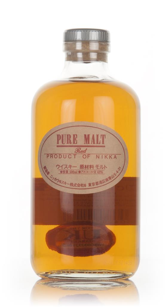 Nikka Pure Malt Red 3cl Sample Blended Malt Whisky
