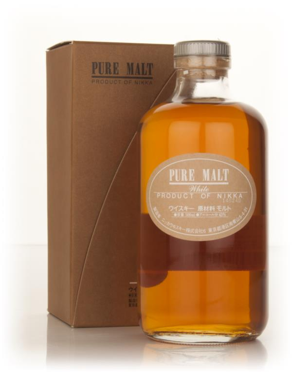Nikka Pure Malt White 3cl Sample Blended Malt Whisky