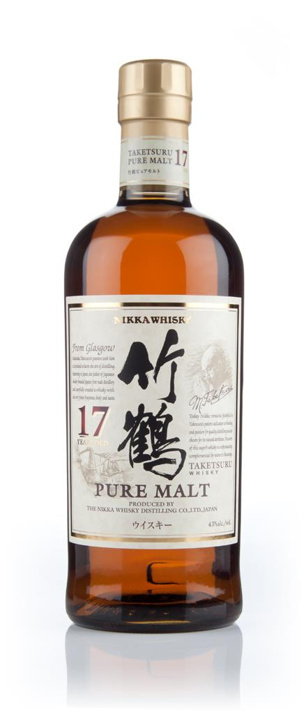 Nikka Taketsuru 17 Year Old 3cl Sample Blended Malt Whisky