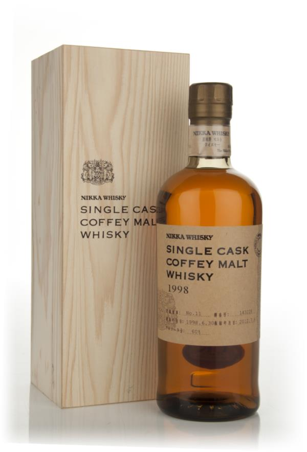 Nikka Coffey Malt 1998 3cl Sample Single Malt Whisky