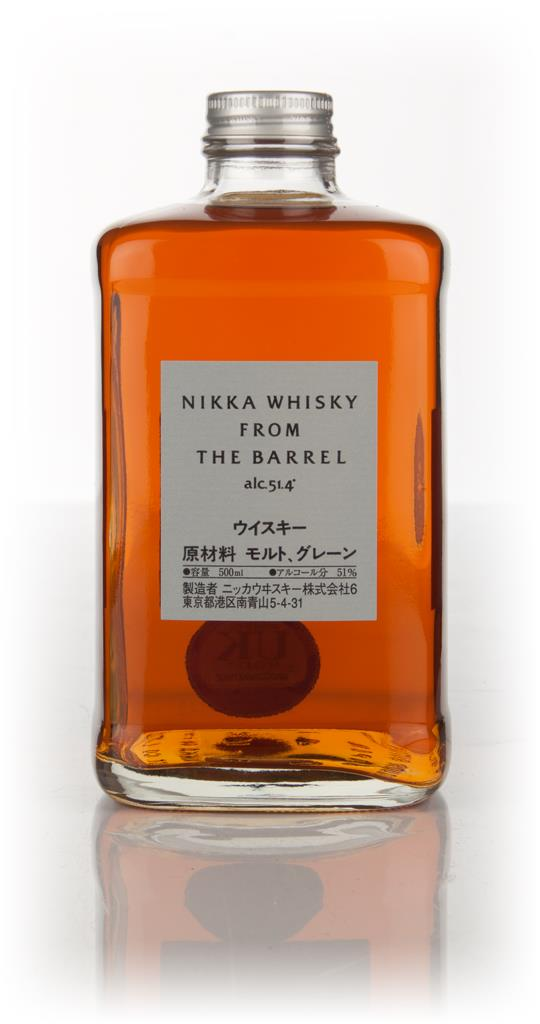 Nikka Whisky From The Barrel 3cl Sample Blended Whisky
