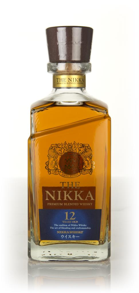 The Nikka 12 Year Old 3cl Sample Blended Whisky