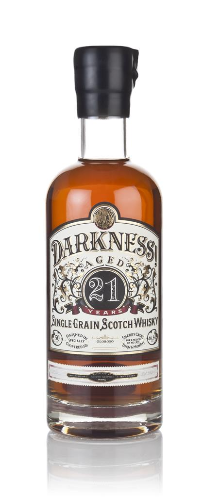 Darkness! North British 21 Year Old Oloroso Cask Finish 3cl Sample Grain Whisky