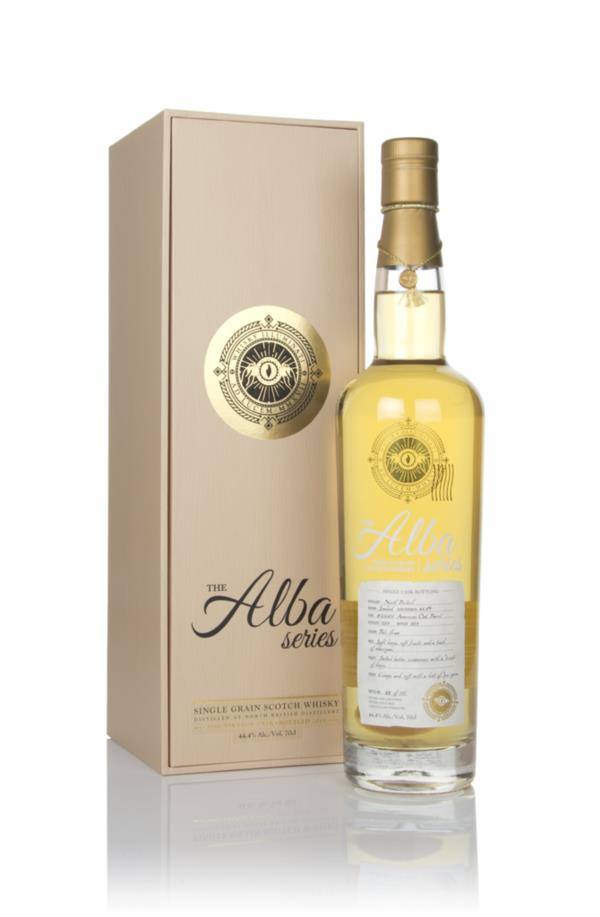 North British 1988 (bottled 2019) (cask 216435) - The Alba Series (Whi Grain Whisky
