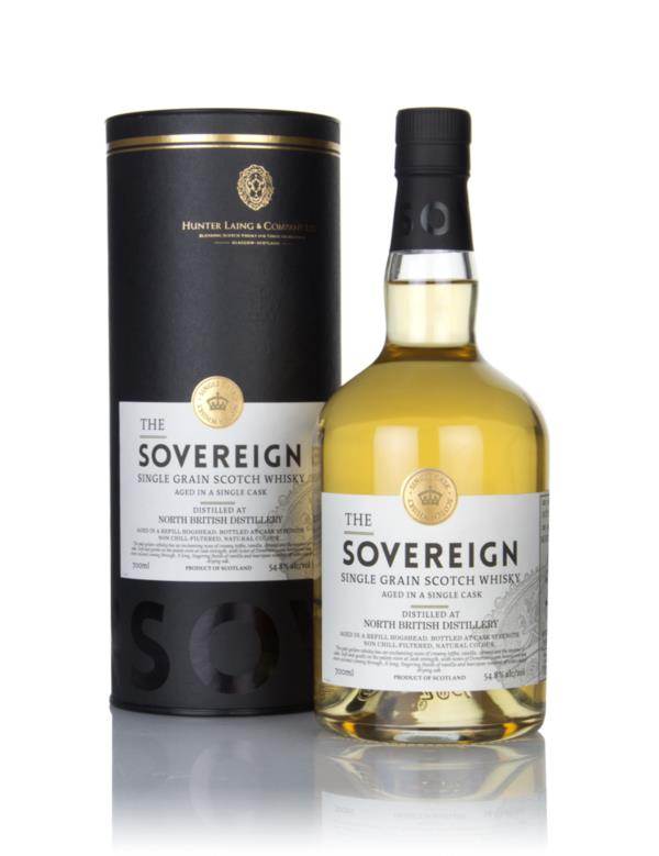 North British 21 Year Old 1996 (cask 14409) - The Sovereign (Hunter La Grain Whisky