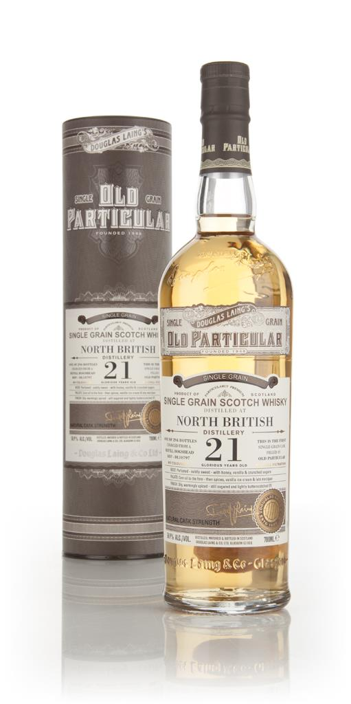 North British 21 Year Old (cask 10797) - Old Particular (Douglas Laing Grain Whisky