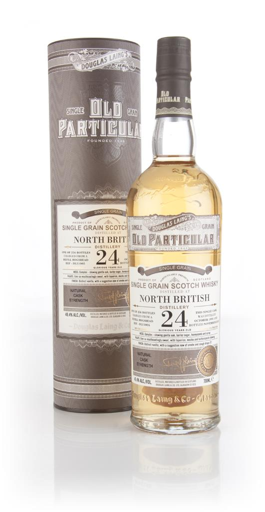 North British 24 Year Old 1991 (cask 11005) - Old Particular (Douglas Grain Whisky