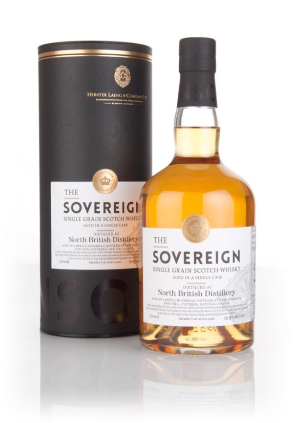 North British 26 Year Old 1989 (cask 11275) - The Sovereign (Hunter La Grain Whisky
