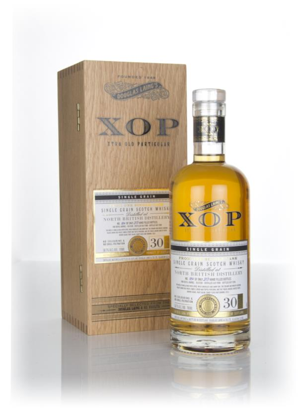 North British 30 Year Old 1988 (cask 12538) - Xtra Old Particular (Dou Grain Whisky