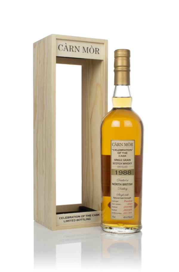 North British 30 Year Old 1988 (cask 68601) - Celebration of the Cask Grain Whisky