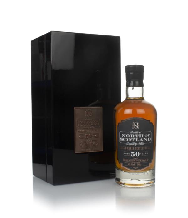 North of Scotland 50 Year Old Grain Whisky