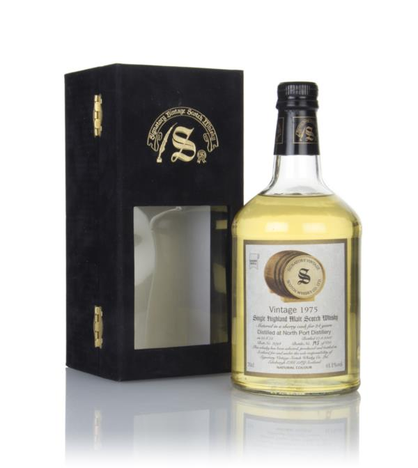 North Port 24 Year Old 1975 (cask 2094) - Signatory Single Malt Whisky