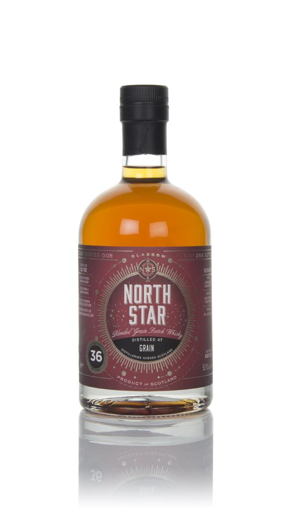 Blended Grain 36 Year Old 1982 - North Star Spirits Grain Whisky