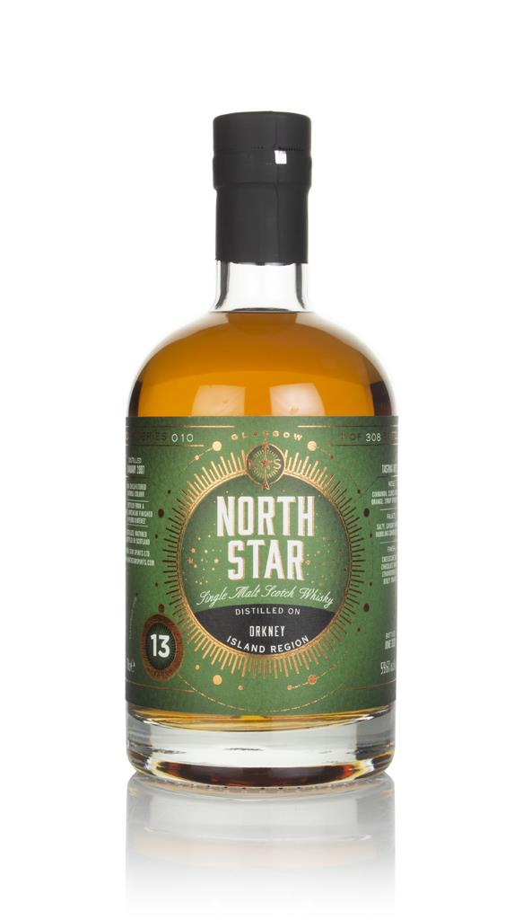Orkney 13 Year Old 2007 - North Star Spirits Single Malt Whisky