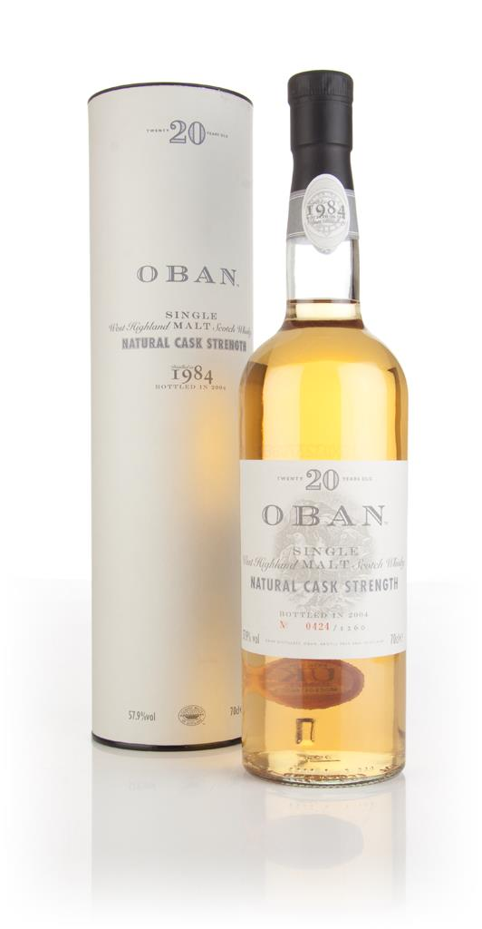 Oban 20 Year Old 1984 (2004 Special Release) Single Malt Whisky