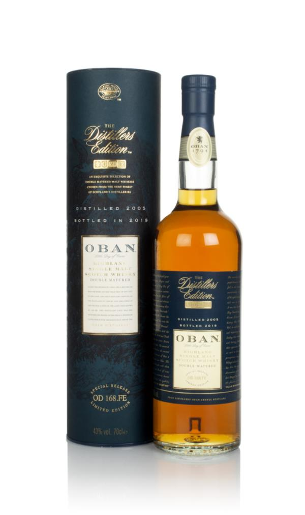 Oban 2005 (bottled 2019) Montilla Fino Cask Finish - Distillers Editio Single Malt Whisky