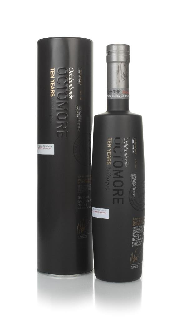 Octomore 10 Year Old - Fourth Edition Single Malt Whisky