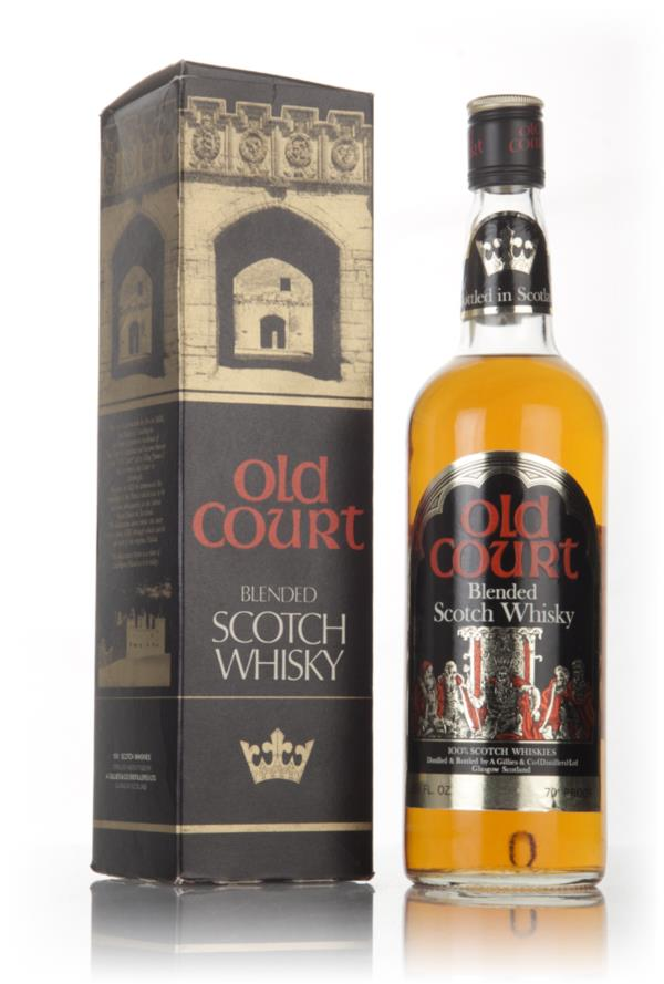 Old Court - 1970s Blended Whisky