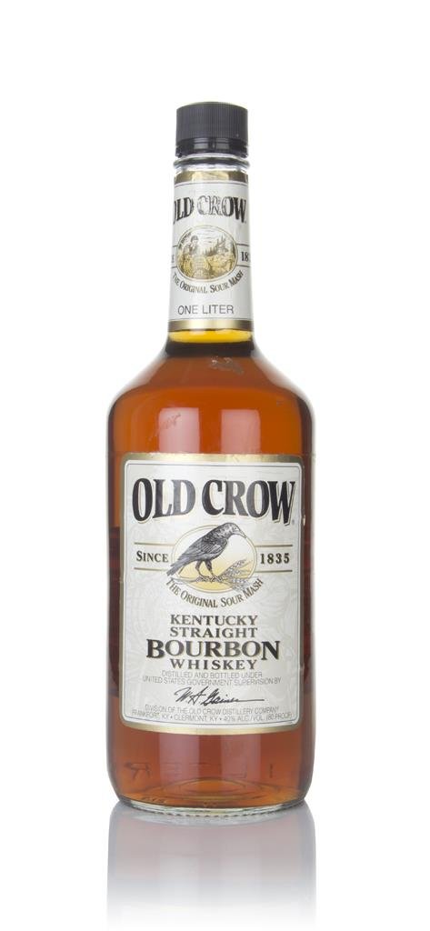 Old Crow Kentucky Bourbon - 1990s Bourbon Whiskey