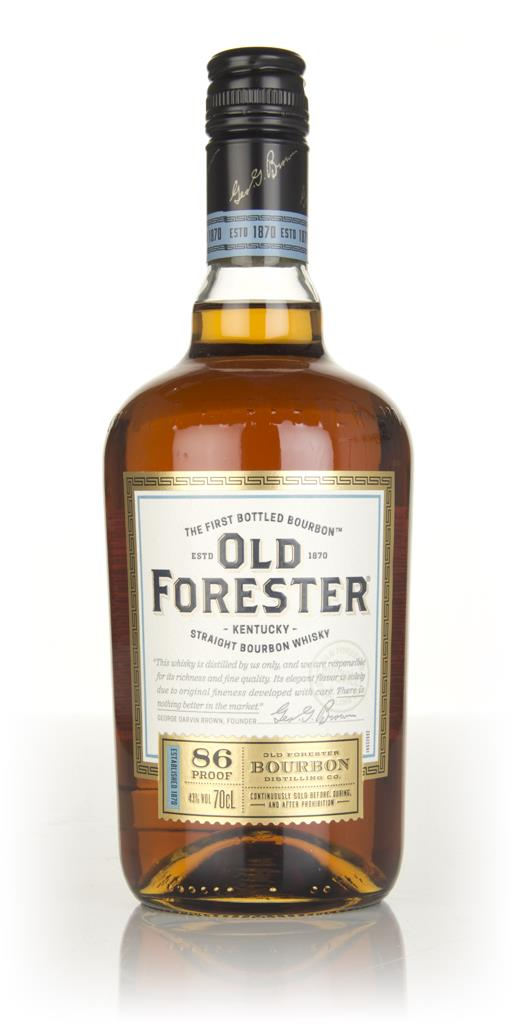 Old Forester Bourbon Whiskey