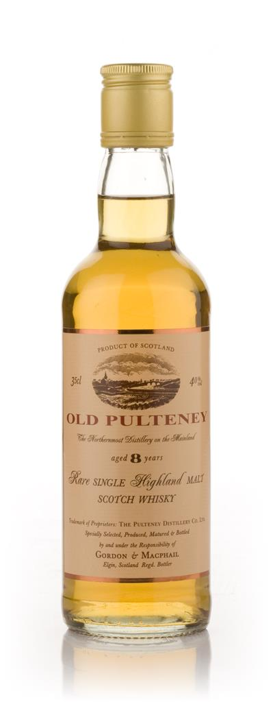 Old Pulteney 8 Year Old 35cl (Gordon & MacPhail) Single Malt Whisky
