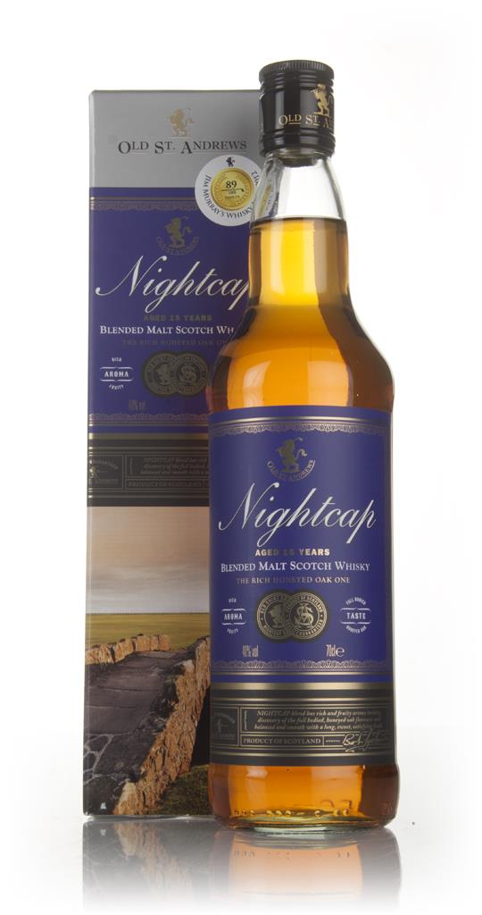 Old St Andrews Nightcap 15 Year Old Blended Malt Scotch Blended Malt Whisky