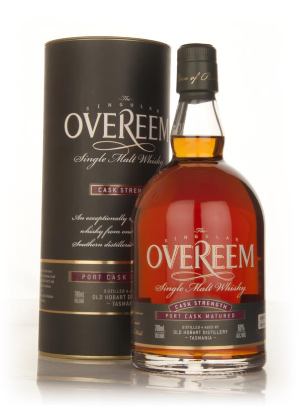 Overeem Port Matured (Cask Strength) Single Malt Whisky