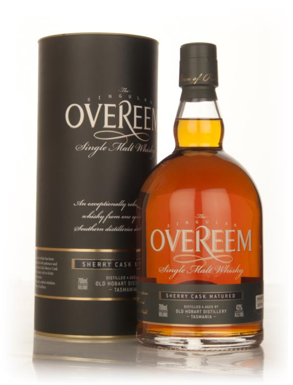 Overeem Sherry Cask Matured 3cl Sample Single Malt Whisky