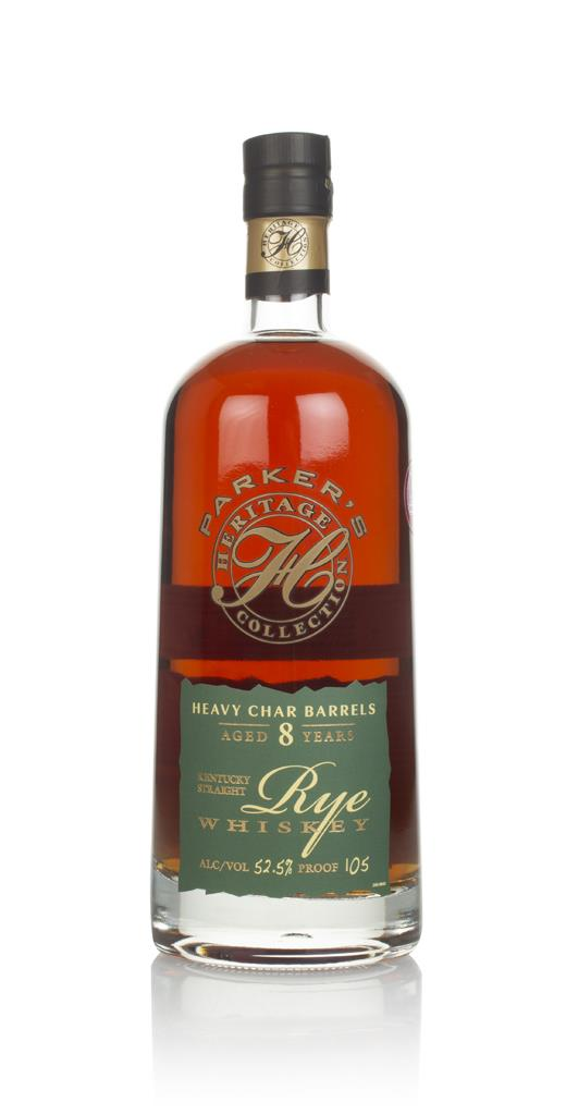 Parkers Heritage Collection 8 Year Old Heavy Char Rye Whiskey