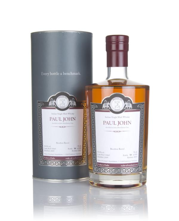 Paul John 2009 (bottled 2015) (cask 15065) - Malts of Scotland Single Malt Whisky