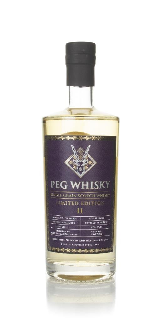 Peg Whisky Limited Edition II Grain Whisky