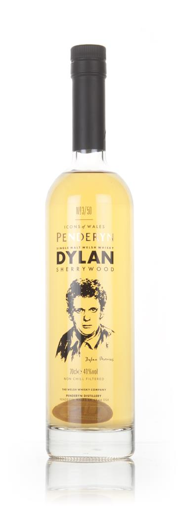 Penderyn Dylan Thomas (Icons of Wales) Single Malt Whisky