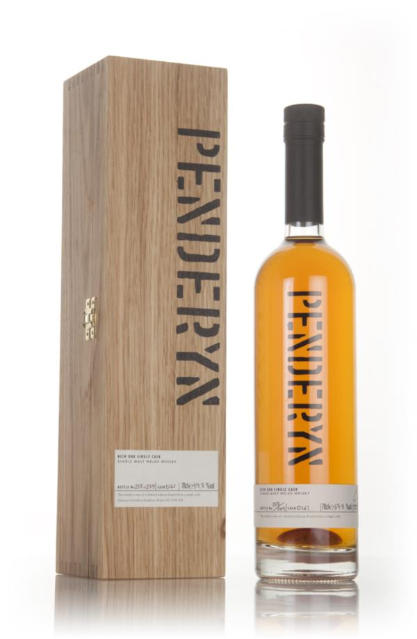 Penderyn Rich Oak Single Cask (cask D161) 3cl Sample Single Malt Whisky