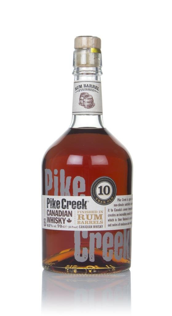 Pike Creek 10 Year Old Blended Whisky