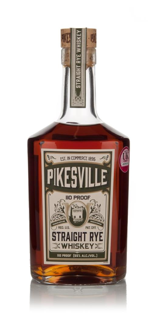 Pikesville 6 Year Old 110 Proof Straight Rye 3cl Sample Rye Whiskey