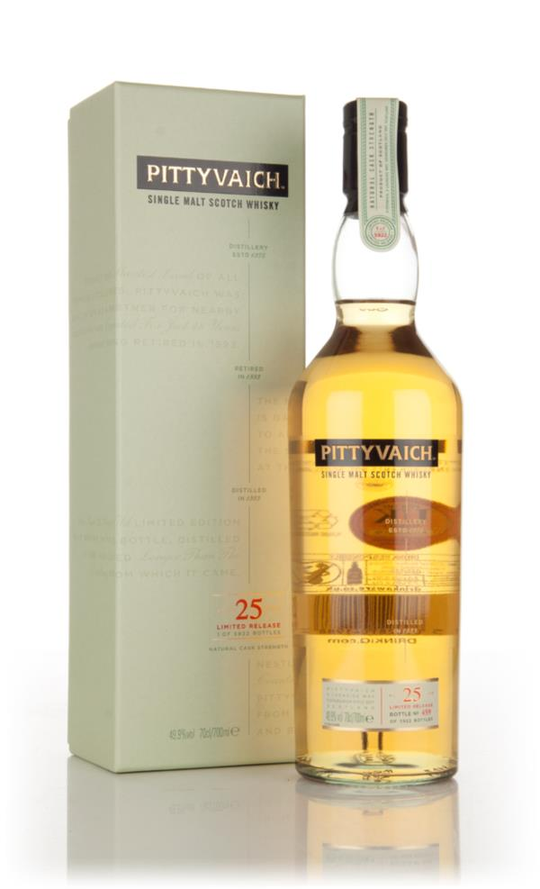 Pittyvaich 25 Year Old 1989 (Special Release 2015) 3cl Sample Single Malt Whisky
